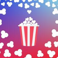 Popcorn fill: A physics puzzle