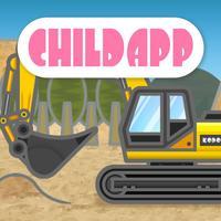 CHILD APP 5th : Drive - Excavator