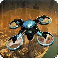 RC Spy Drone Flying Simulator
