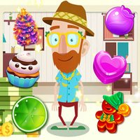 Idle Cook: Chef Candy Merge