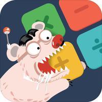 Math Survivor - Brain Training Games