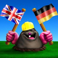 German with Vocab Mole