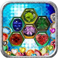 Diamond Drop - A Match 3 Games