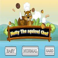 Nutty the Squirrel Chef