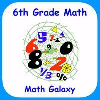 6th Grade Math - Math Galaxy