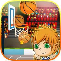 Basketball Bounce Shoot Sports