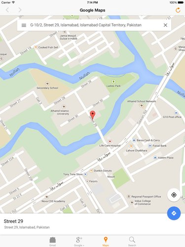 Tabs for Google - Gmail, Google Plus, Maps and Search App ... Gmailgoogle Maps on