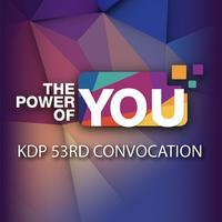 KDP Convocation
