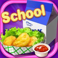 School Lunch Food ~ 美味校园午餐