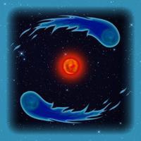 Crazy Orbits. Universe