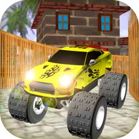 RC Drive Truck for Speed Rally 3D