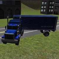 Truck Simulator 3D free