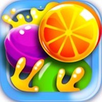 Candy Jelly Smash - 3 match additive puzzle blast game