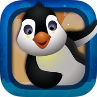 Champion Penguin-Frozen Adventure Run Free