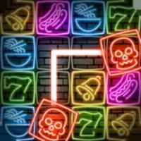 NeonPang : Cross Match Puzzle