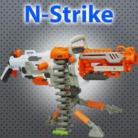 N-Strike Toy Gun