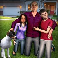 Virtual Home Life Story Game