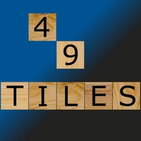 49 Tiles - A Word Game