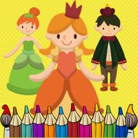 princess fashionista games coloring book for girls