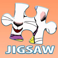 Cartoon Puzzle – Jigsaw Puzzles Box for Max and Ruby - Kids Toddler and Preschool Learning Games