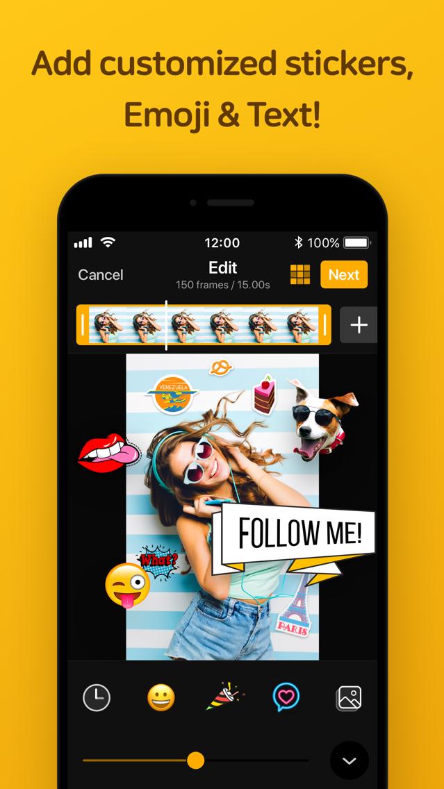 ImgPlay - GIF Maker App for iPhone - Free Download ImgPlay