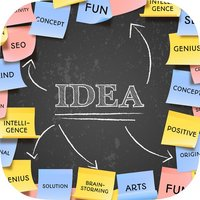 Doodle notes, create and draw with photos and text