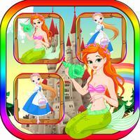 Memories Magic Princess Matching for Toddler Girl