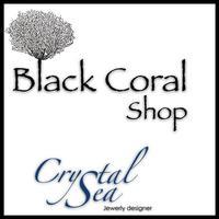 Black Coral Shop Crystal Sea