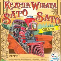 Ancol Kereta Wisata Sato Sato
