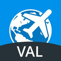 Valencia Travel Guide with Offline Street Map