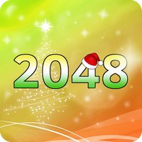 2048 Christmas : New Puzzle 2017
