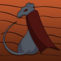 Rat on the Wall