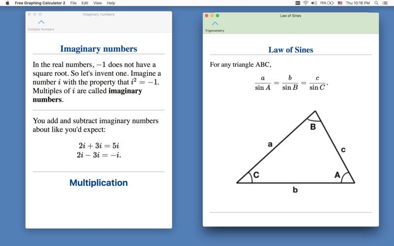EduCalc App for iPhone - Free Download EduCalc for iPhone at