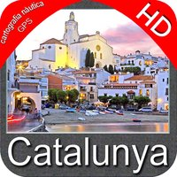 Marine: Catalonia (Spain) HD - GPS Map Navigator
