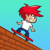 Skateboard Game, play like new and amazing super heroes 2