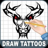 How to Draw Tattoos - DrawNow