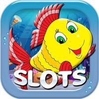 Fun Fish Slots Casino Deluxe