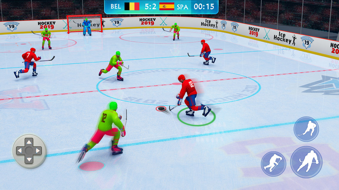 Ice Hockey Games Nation Champ App For Iphone Free Download Ice