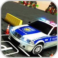 Car Parking: Police Office Car