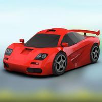 Race Car vs Jet Bike Challenge - 3D Moto Road Racing Free Games