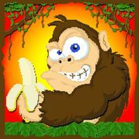 Gorilla Kong Swing - Mr Monkey Bro Jump!