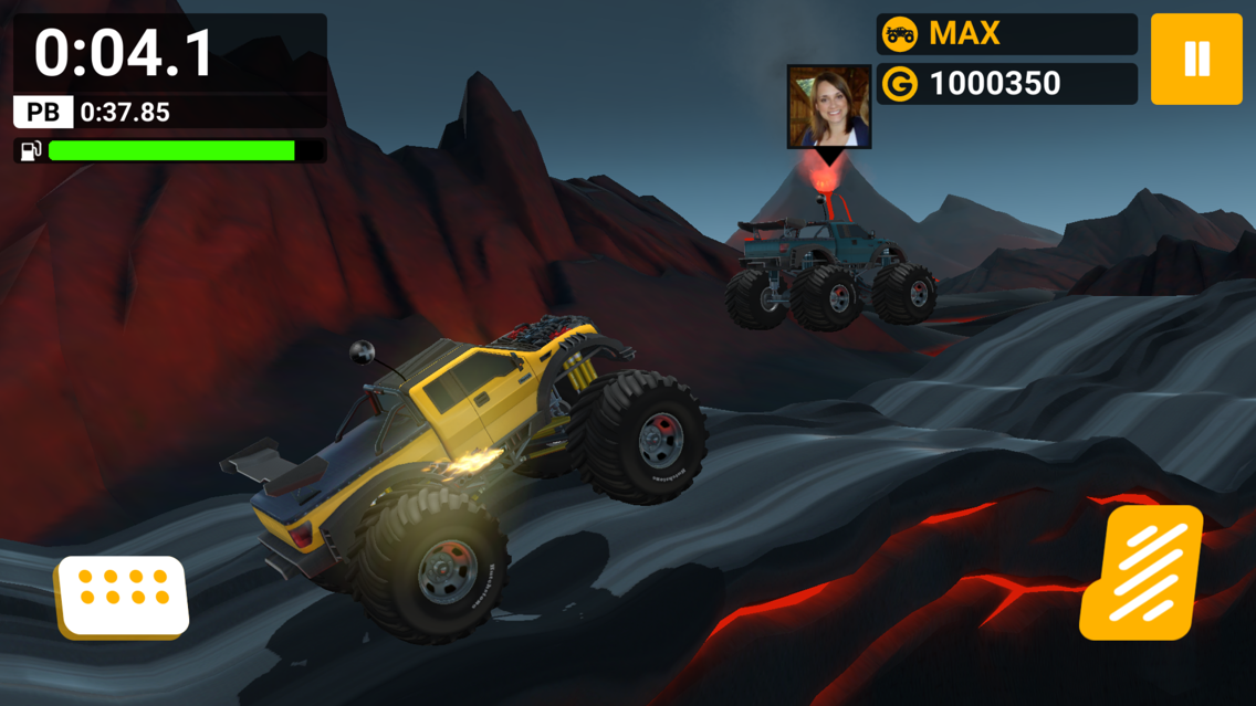 MMX Hill Dash — OffRoad Racing App for iPhone - Free