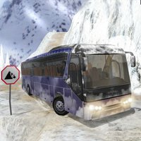 Offroad Snow Bus Driver 2018