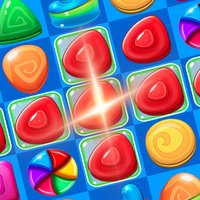 Cookie Blast Legend Delicious Gummy Match 3 Game