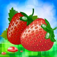 Crush Matching Fruits for Kids Game
