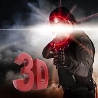 Ninja Master Killer - Epic 3D Cyborg Terminator Squad ( professional version )