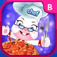 Mr Bunn - Pizza Cooking