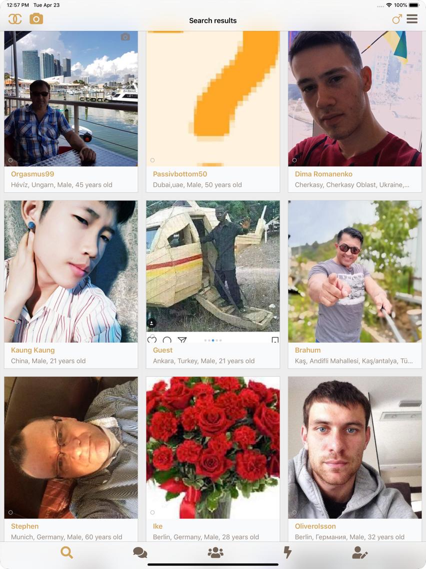 gay dating apps Dubai