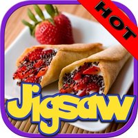 Dessert Jigsaw - Learning fun puzzle game