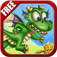 Dragon Fist - Cute Magic City Running Action Game For Kids FREE